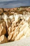 Valle Goreme Cappadocia Turchia di Rosa nell'estate fotografia stock