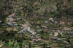 Valle Gran Rey imagem de stock royalty free