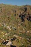 Valle Gran Rey Fotografia Stock Libera da Diritti