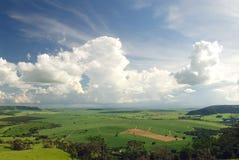 Valle grande Foto de archivo libre de regalías
