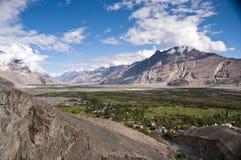 Valle Himalayan, Ladakh, India Fotografia Stock Libera da Diritti
