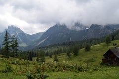 Valle i austrua Arkivbilder