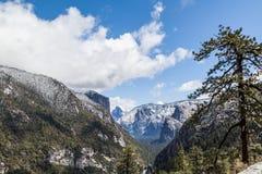 Valle II de Yosemite Foto de archivo