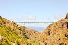 Valle in isole Canarie fotografia stock libera da diritti