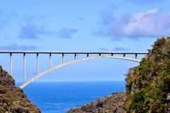 Valle in isole Canarie immagini stock