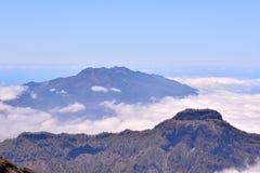 Valle in isole Canarie fotografia stock