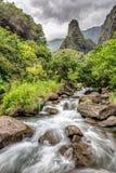 Valle Maui de Iao Imagen de archivo libre de regalías