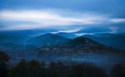 Valle, Nepal Fotografie Stock