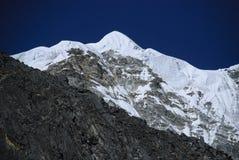 Valle Nepal de Gokyo Fotografía de archivo