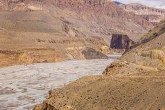 Valle nepalese Immagine Stock Libera da Diritti