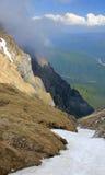Valle Nevado foto de archivo