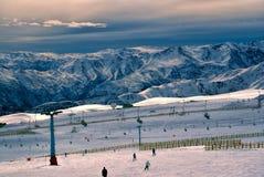 Valle Nevado Stock Photos