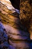 Valle New Mexico della scanalatura Fotografia Stock Libera da Diritti