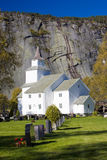 Valle, Norway. Church in Valle, Norway, Scandinavia Stock Photo