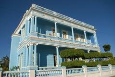 Valle Palace, Cienfuegos, Cuba Stock Photos