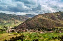 Valle Sagrado Lizenzfreies Stockfoto