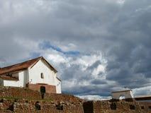 Valle sagrado de los incas fotografía de archivo libre de regalías