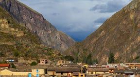 Valle sagrado del ` s de Perú fotografía de archivo libre de regalías