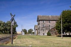 Valle storica di Palouse, Washington State orientale Fotografia Stock Libera da Diritti