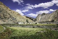 Valle superior de Markha imagen de archivo libre de regalías