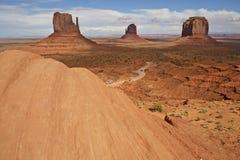 Valle Tours del monumento Fotografie Stock Libere da Diritti