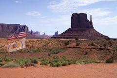 Valle Utah del monumento fotografia stock libera da diritti
