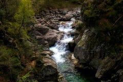 Valle Vigezzo, italienska fjällängar Royaltyfri Fotografi