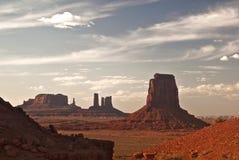 Valle Vista del monumento Immagini Stock Libere da Diritti