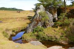 Valle XI de los encimadas de Piedras Fotos de archivo libres de regalías