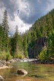 Vallecito Trail-Weminuche Wilderness-Colorado Royalty Free Stock Photo