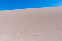 Vallede-La Luna - Atacama Wüste Lizenzfreies Stockfoto