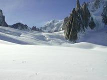 vallee 5 blanche Стоковое Изображение RF