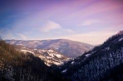 vallei Stock Afbeelding