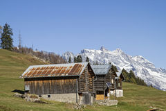 In vallei Medel Royalty-vrije Stock Fotografie