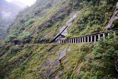 Vallei in Mukumugi stock foto