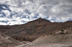 Vallei van de Koningen, Egypte Stock Fotografie