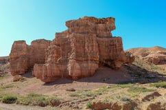 Vallei van kastelen Stock Afbeelding