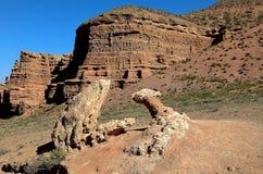 Vallei van kastelen Stock Foto's