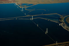 vallejo залива воздуха Стоковое Изображение