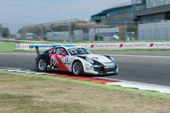 Vallelunga, Ρώμη, Ιταλία 10 Σεπτεμβρίου 2016 $cu της Porsche Carrera Στοκ φωτογραφίες με δικαίωμα ελεύθερης χρήσης