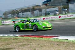 Vallelunga, Ρώμη, Ιταλία 10 Σεπτεμβρίου 2016 $cu της Porsche Carrera Στοκ Εικόνα