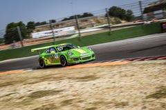 Vallelunga, Roma, Itália 24 de junho de 2017 Italiano Porsche Carrera C Foto de Stock Royalty Free
