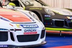 Vallelunga, Roma, Italia 24 de junio de 2017 Italiano Porsche Carrera C Imagen de archivo