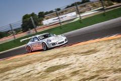 Vallelunga, Roma, Italia 24 de junio de 2017 Italiano Porsche Carrera C Foto de archivo