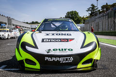 Vallelunga, Rome, Italy. June 24 2017. Italian Super Cup, Black Royalty Free Stock Images