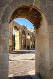 Vallera old fortress Malta. Europe Royalty Free Stock Images