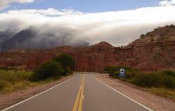 Valles Calchaquies fotografia stock
