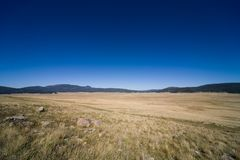 Valles Caldera Royalty Free Stock Photos