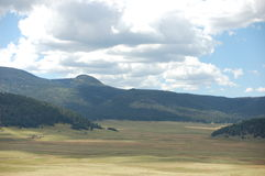 Valles Caldera in New Mexico Stock Photos