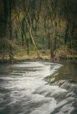 Vallées de Derbyshire Image libre de droits